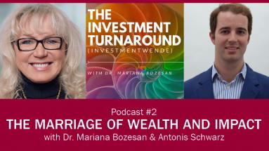 Investmentwende Podcast - Antonis Schwarz Poster