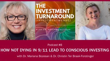 Investmentwende Podcast - Christin Ter Braak-Forstinger Poster