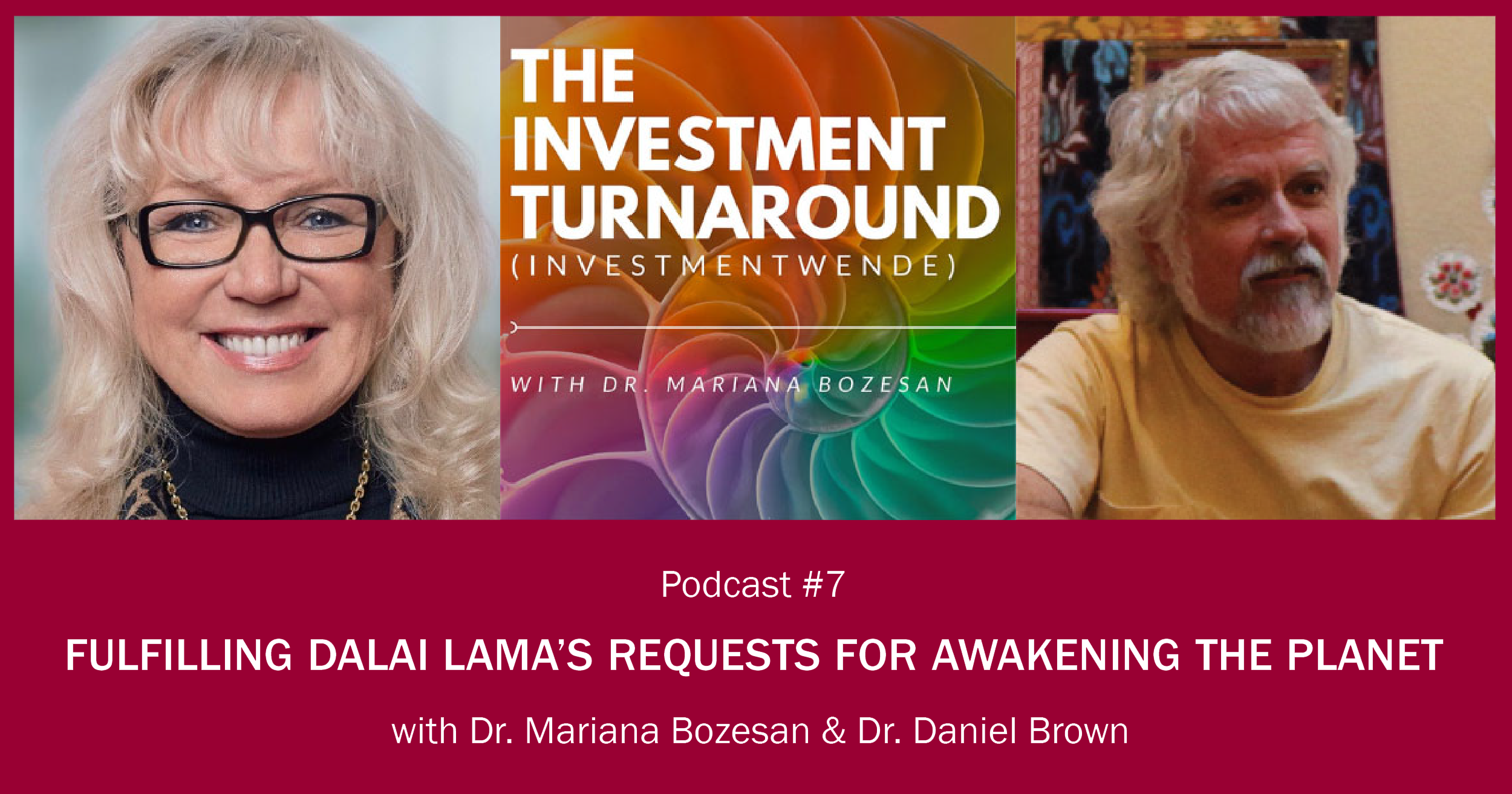 Fulfilling Dalai Lama's Requests for Awakening the Planet