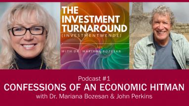 Investmentwende Podcast - John Perkins Poster
