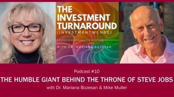 Investmentwende Podcast - Mike Muller Podcast
