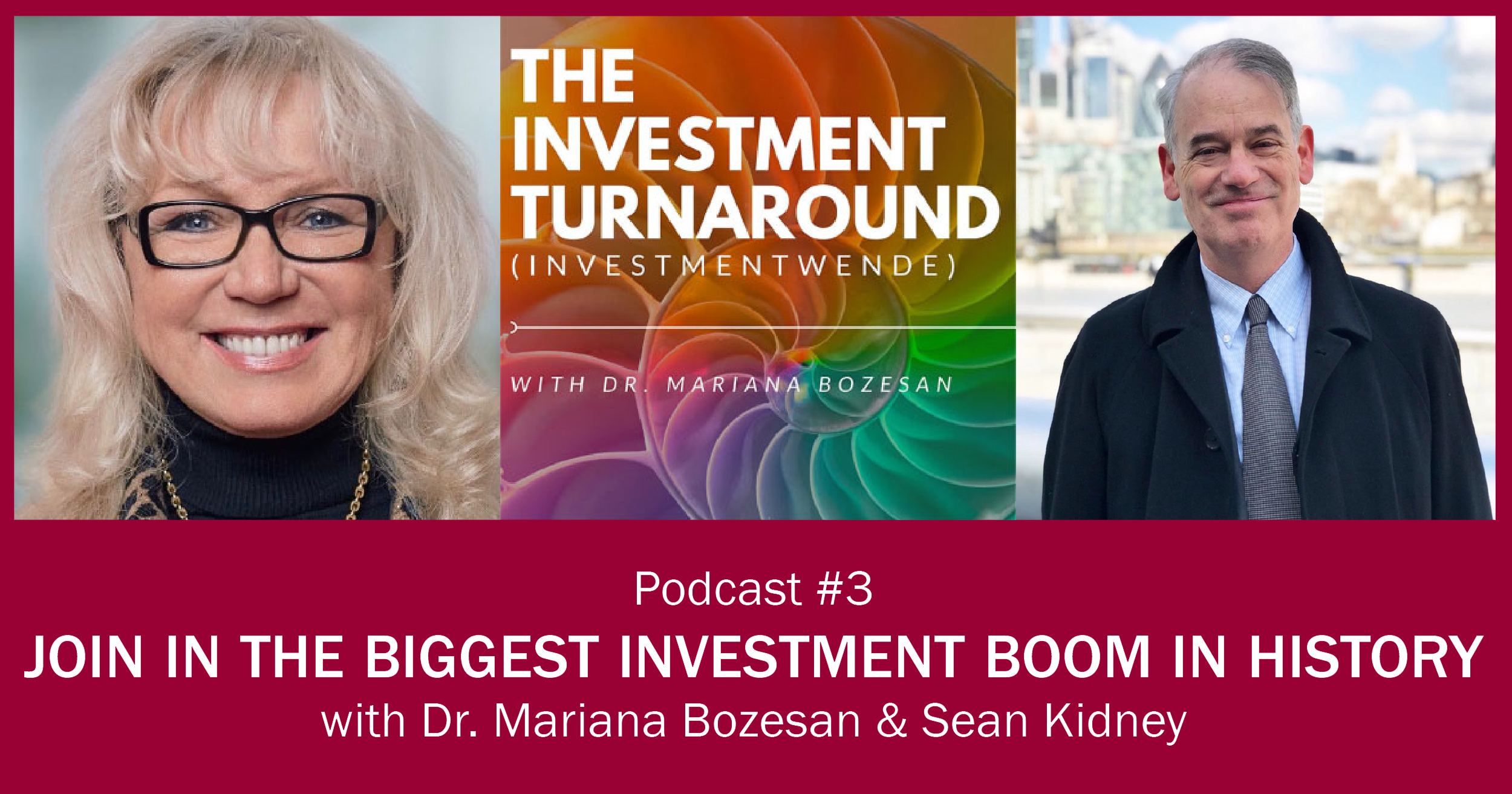 Join in the Biggest Investment Boom in History