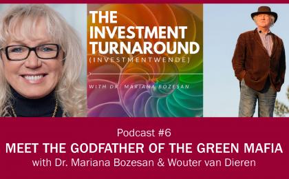 Investmentwende Podcast - Wouter van Dieren Poster