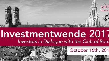 Investmentwende poster