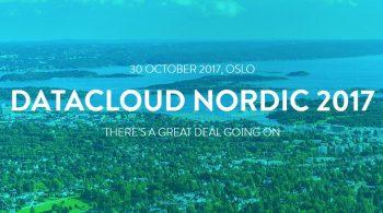 Datacloud-Nordic Poster