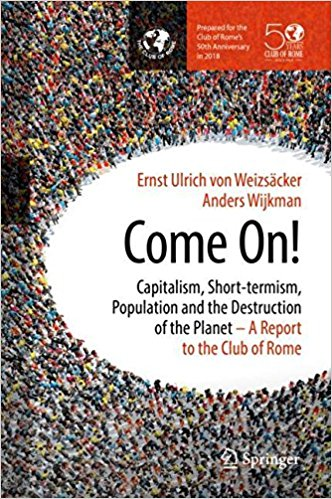 """Come On"" – the new report to the Club of Rome – is now available"