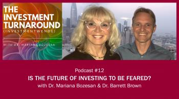 12 Investmentewende Podcast - Dr. Barrett Brown Podcast