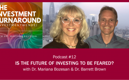 12 Investmentewende Podcast - Dr. Barrett Brown Podcast
