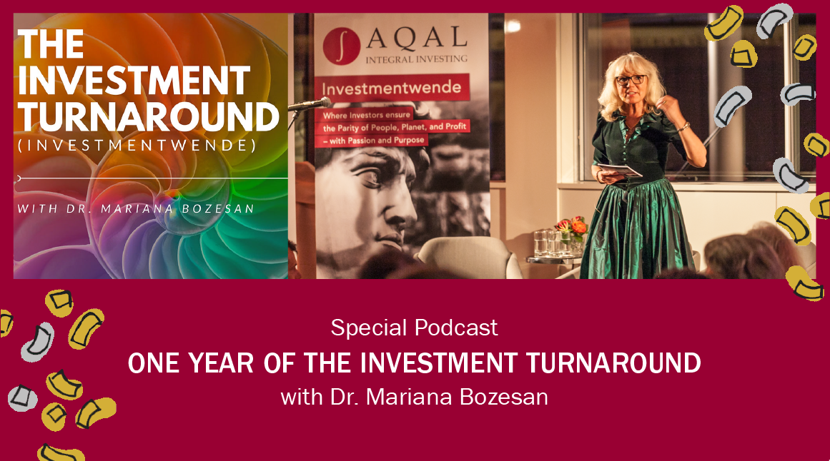 One Year of the Investment Turnaround