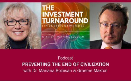 Podcast - Graeme Maxton Cover Picture