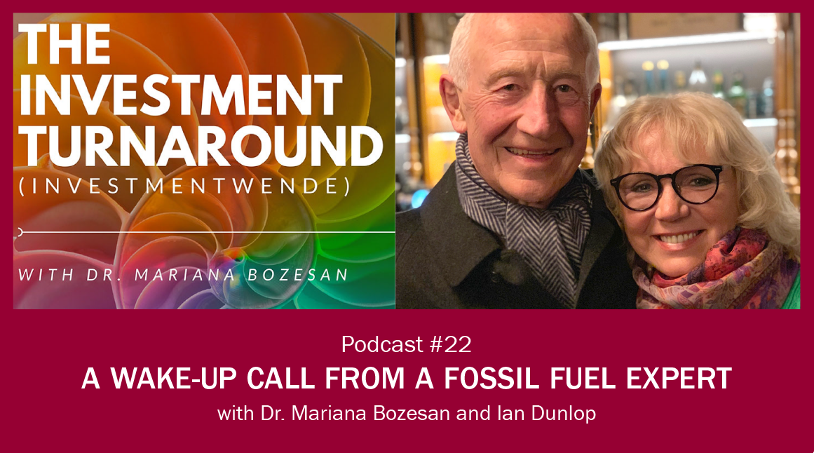 A Wake-up Call from a Fossil Fuel Expert