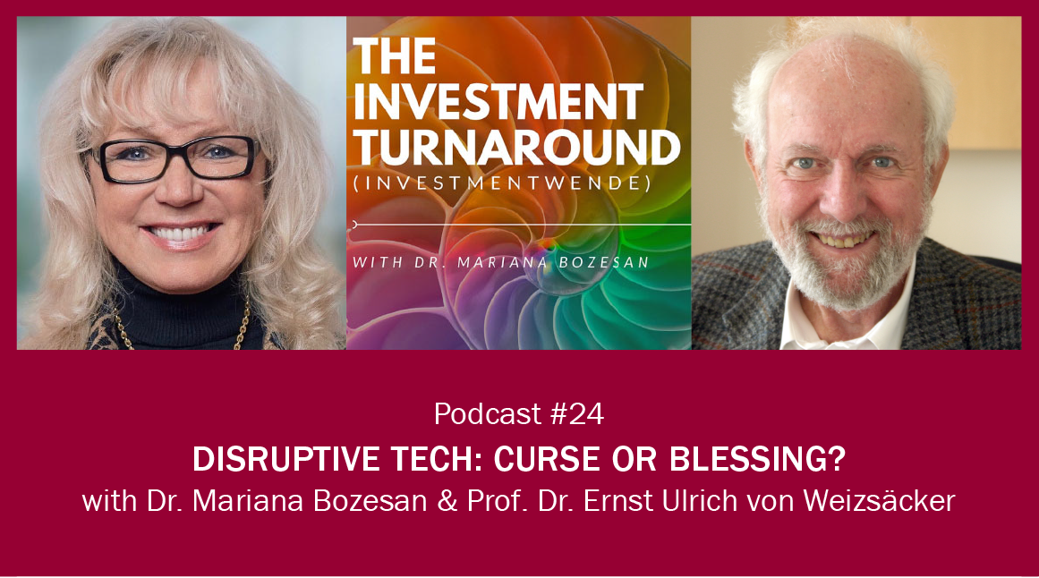 Disruptive Tech: Curse or  Blessing?