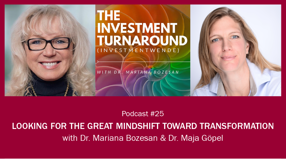 Looking for the Great Mindshift toward Transformation