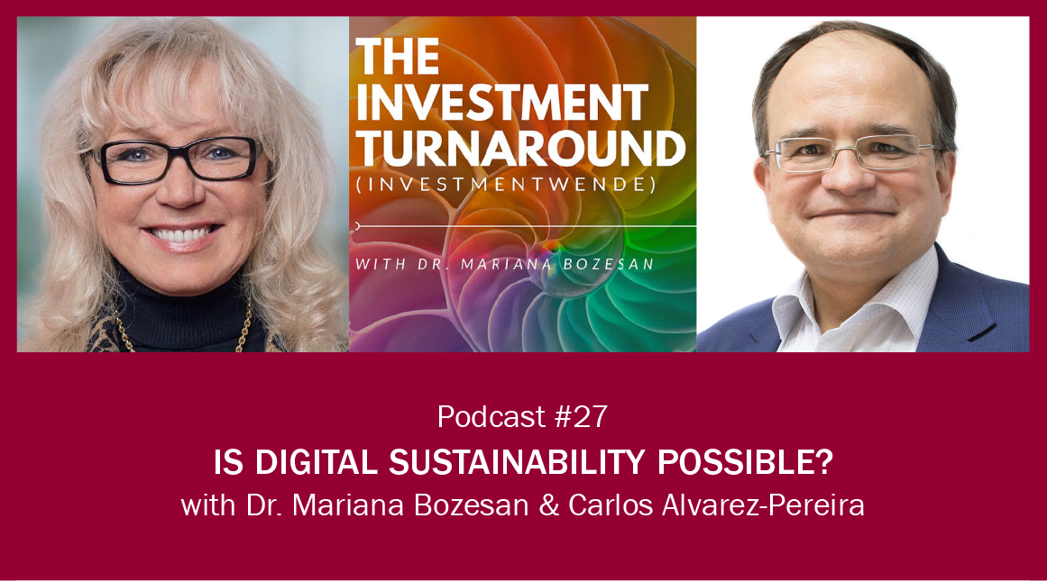 Is Digital Sustainability Possible?