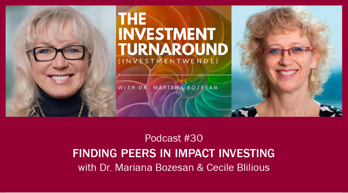 Finding Peers in Impact Investing