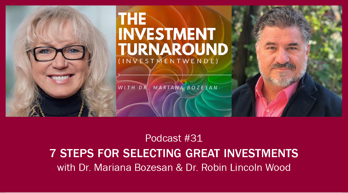 7 Steps for Selecting Great Investments