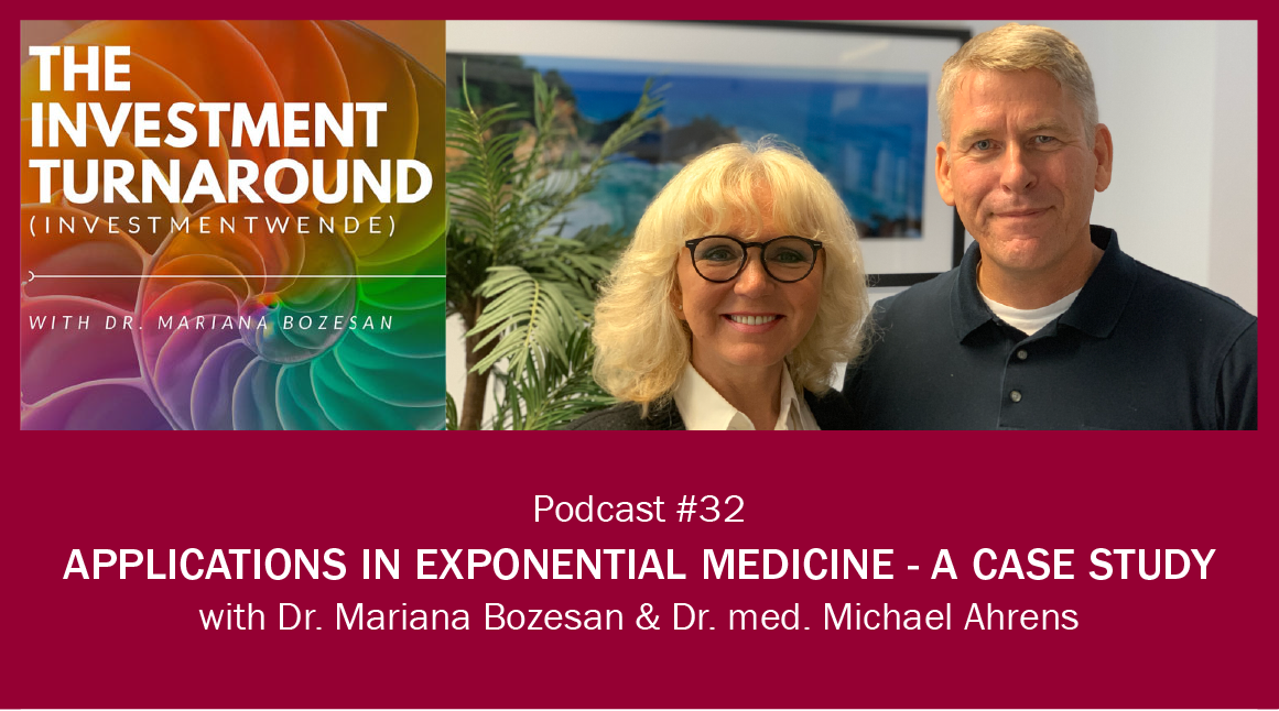 Applications in Exponential Medicine – A Case Study