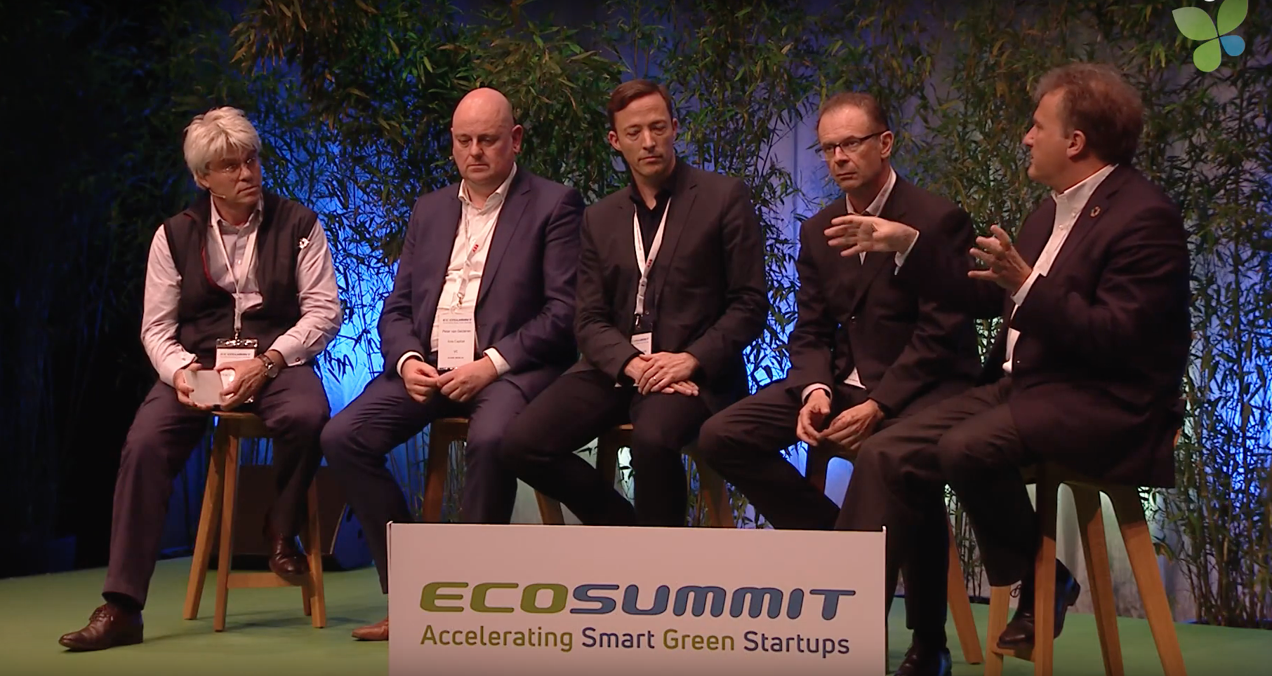 Tom Schulz at EcoSummit 2019