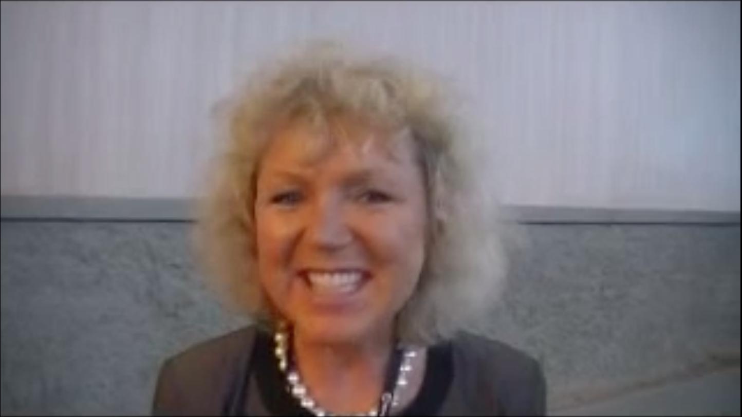 Dr. Mariana Bozesan at RIO+20 Interview