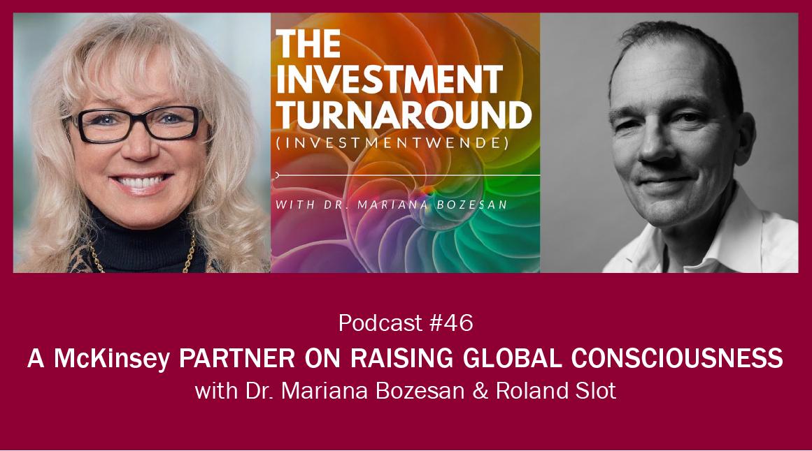 A McKinsey Partner on Raising Global Consciousness