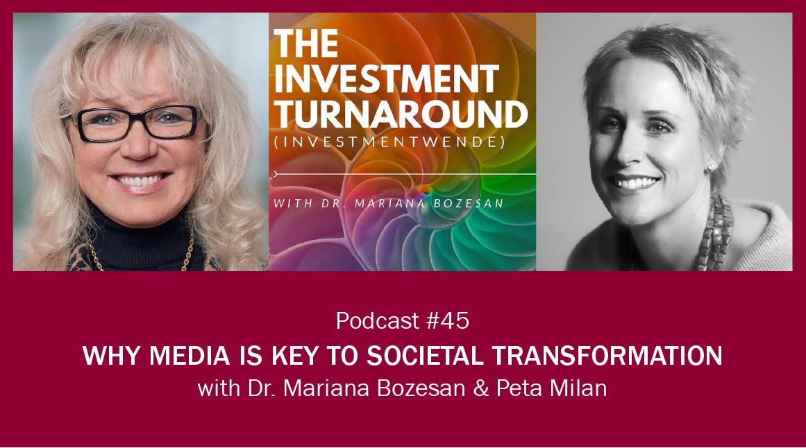 Why Media is Key to Societal Transformation