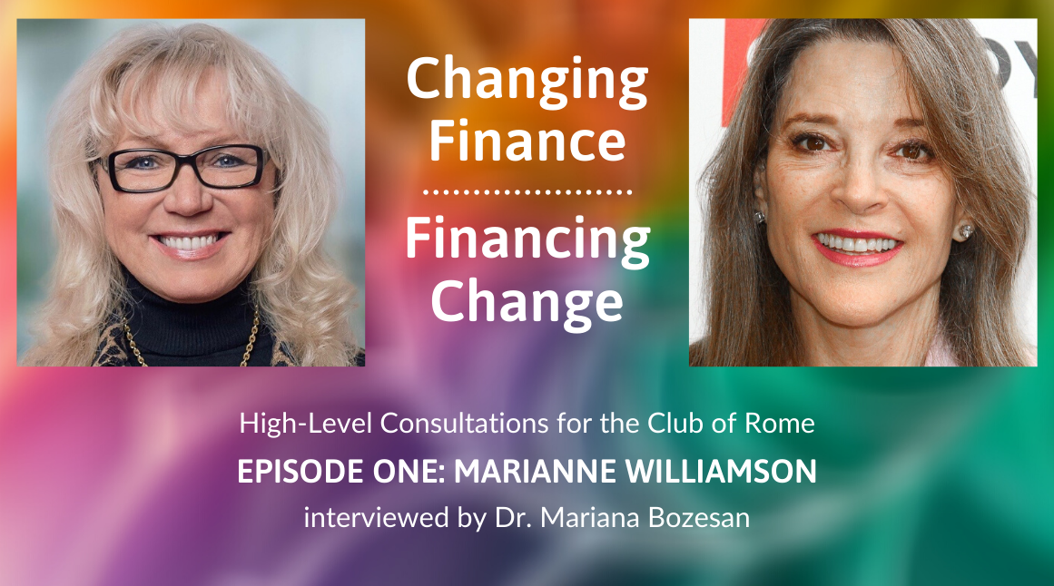 Changing Finance and Financing Change